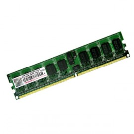 Ram Barrette Mémoire TRANSCEND 2GB DDR2 PC2-5300R ECC Registered TS256MQR72V6U