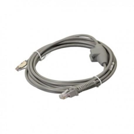 Câble TPV DATALOGIC CAB-362 SH5050 Straight for Magellan 12in 3.7m P/N:90A052075