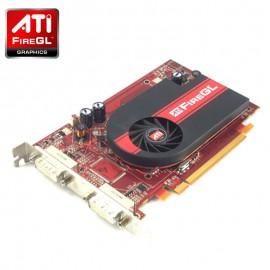 Carte Graphique ATI FireGL V3350 ATI-102-A77601 256Mo PCIe 16x Dual DVI