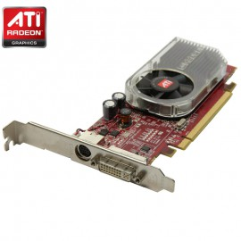 Carte Graphique ATI Radeon X1300 102A7710411 109-A77131-11 256Mo PCIe 16x DVI