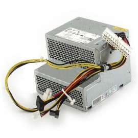 Alimentation PC DELL D235PD-00 0M618F 0M619F 0D233N 235W Optiplex 360 380 DT