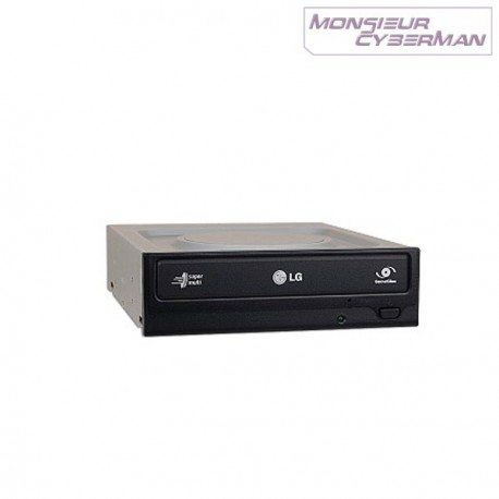 Graveur interne DVD±RW LG Multi DVD Rewriter GH22NP20 48x IDE ATA Noir