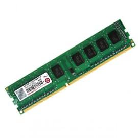 2Go Ram Barrette Mémoire TRANSCEND JM1333KLN-2G DDR3 PC3-10600U 1333MHz 1Rx8