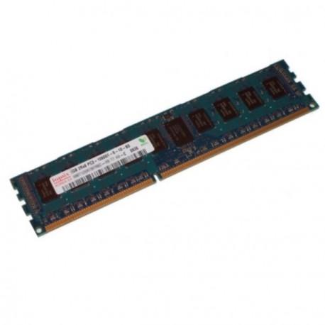 Ram Barrette Mémoire HYNIX 4Go DDR3 PC3L-10600R Registered ECC HMT351R7CFR8A-H9