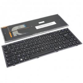Clavier Sony Vaio VPCS13V9E 9Z.N3TBQ.00F 148779431 VPC-S AZERTY PC Portable