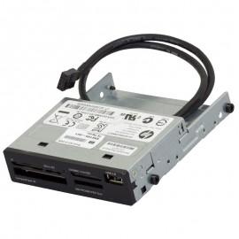 Lecteur Carte Mémoire HP 468494-005 636166-001 HI677 USB Micro SD MMC CF MS PRO