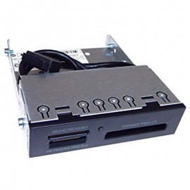 Lecteur Carte Mémoire HP MCR14IN1-U2U3 698661-001 716390-001 SD HC UHS MS PRO CF