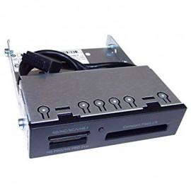 Lecteur Carte Mémoire HP MCR14IN1-U2U3 698661-001 716390-001 SD HC UHS MS PRO CF