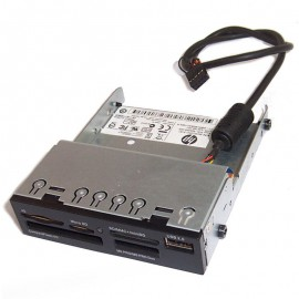 Lecteur Carte Mémoire HP MCR22IN1-5181 468494-005 636166-001 USB SD MMC MS PRO