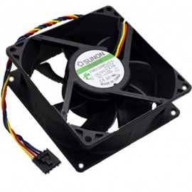 Ventilateur Sunon PMD1209PLV2-A Dell 0KG885 KG885 92x92x32mm 5-Pin Cooling Fan