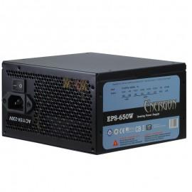 Alimentation PC Inter-Tech Energon EPS-650W 650W ATX 12V 115V 230V 3A 50-60Hz
