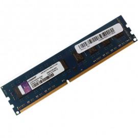 4Go RAM Kingston ACR512X64D3U13C9G DDR3 PC3-10600U 2Rx8 CL9 1333Mhz PC Bureau