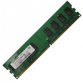 2Go RAM Elpida EBE21UE8AEFA-8G-E DDR2 PC2-6400 800Mhz 2Rx8 CL6 PC Bureau