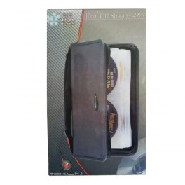sacoche rangement tekuni 48 cd housse classeur cd 6148 dvd blu ray dj pro neuf monsieurcyberman. Black Bedroom Furniture Sets. Home Design Ideas