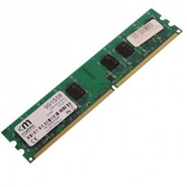 2Go RAM Mushkin Enhanced Essentials 991558 DDR2 PC2-6400 800Mhz 2Rx8 PC Bureau