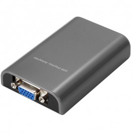 Adaptateur Carte Graphique USB 2.0 Vers VGA Dual Screen 1920 x 1080 full HD