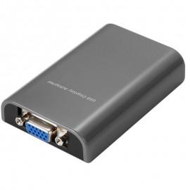 Adaptateur Carte Graphique USB 2.0 Vers VGA Dual Screen 1920 x 1080 full HD