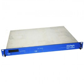 Switch Dialogic DMG 2000 TIMGDTI DMG2120DTISQ 2x RJ-45 4x T1/E1 2x DB-9 Rack