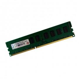 8Go RAM Serveur Transcend TS1GLK72W6H DDR3L PC3-12800E ECC 2Rx8 1333Mhz