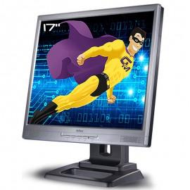 "Ecran PC 17"" Belinea 10 17 35 10 17 49 LCD TFT TN VGA DVI Audio 1280x1024 VESA"