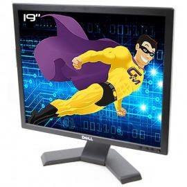 """Ecran Plat PC Pro 19"""" DELL E190Sf 0J388N J388N LCD TFT VGA 1280x1024 4:3 VESA"""