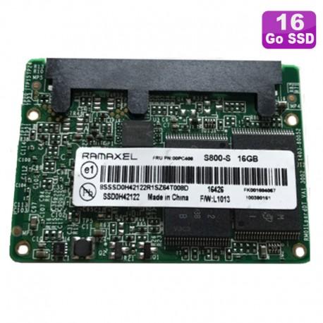 """Disque Dur 16 Go SSD SATA III 2.5"""" Ramaxel S800-S SSD0H42122 00PC408 Lenovo Tiny"""