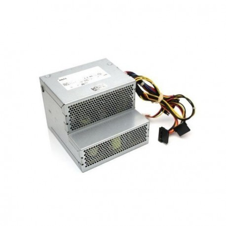Boitier Alimentation PC DELL AC255AD-00 0N249M Optiplex 760 780 DT Sata Mini-ATX