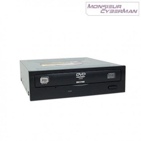 Graveur interne DVD±RW Double Couche LITE-ON SHW-160P6S 48x IDE ATA Noir