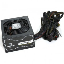 Alimentation PC XFX PRO550W XPS-550W-SEW 80 PLUS BRONZE 550W Power Supply