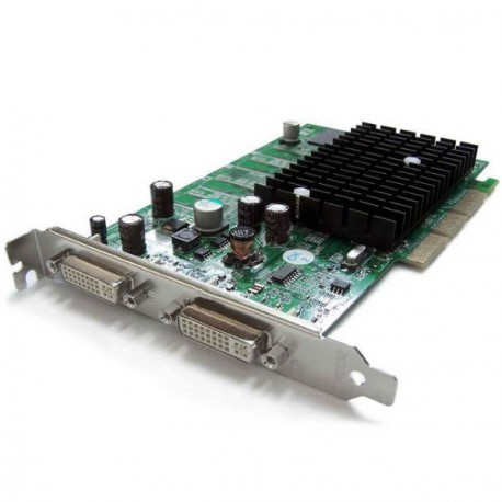 Carte Graphique Nvidia GeForce FX 5200 64MB DDR SDRAM DVI-I AGP4X/8X 2048 x 1536