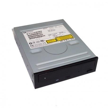Lecteur interne CD HL GCR-8483B CD 48x IDE ATA Noir Tiroir