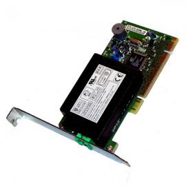 Carte Modem 56K Conexant S7150UK F-1156 5187-4614 PCI Presario Equerre Longue