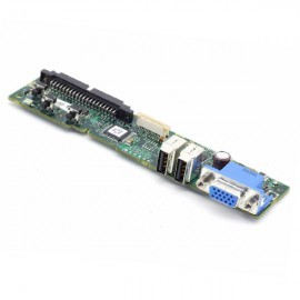 Front Panel I/O Dell 0JU317 JU317 Serveur PowerEdge 2950 2x USB 1x VGA 40-Pin