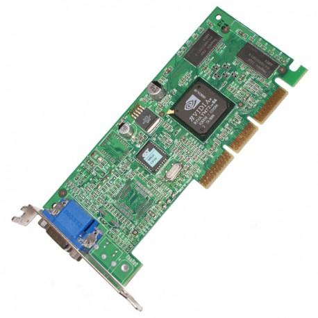 Carte VGA AGP MSI MS-8830 E-G012-01-1814 238955-002 239920-001 16Mo Low Profile