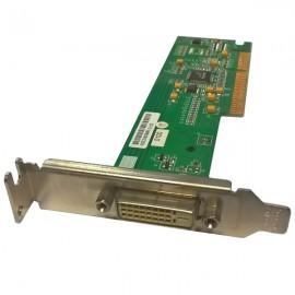 Carte Adaptateur DVI Silicon Image HP 279778-001 279393-002 AGP Low Profile