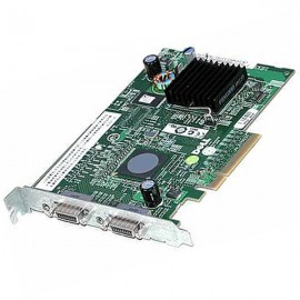 Carte Raid SAS DELL Perc5/E E2K-UCS-50 0M778G M778G PCIe Dual Channel Controller