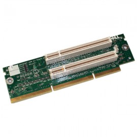 Carte 2x PCI Riser Card Dell 08583P 8583P GX110 GX200 OptiPlex