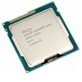 Processeur CPU Intel Celeron G1610 SR10K FC-LGA1155 Dual Core 2.60Ghz 2 Mo 5GT/s
