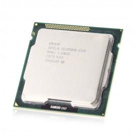 Processeur CPU Intel Celeron G550 SR061 FC-LGA 1155 Dual Core 2.60Ghz 2Mo 5GT/s