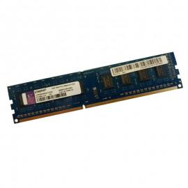 2Go RAM PC Bureau Kingston ACR256X64D3U13C9G PC3-10600U 1333MHz 1Rx8 CL9