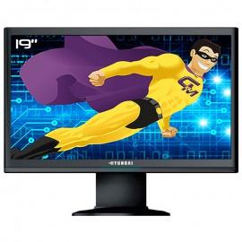 """Ecran PC 18.5"""" HYUNDAI X96W X96WA LCD TFT TN A-Si VGA Audio VESA 1366x768 Wide"""