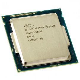 Processeur CPU Intel Pentium Dual-Core G3440 3.3Ghz 3Mo 5GT/s LGA1150 SR1P9