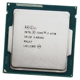 Processeur CPU Intel 4 Core i7-4790 SR1QF 3.6Ghz FC-LGA 1150 8Mo 5GT/s Haswell