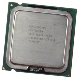 Processeur CPU Intel SL8JA Pentium 4 519K 3.067GHz Socket LGA775 1Mo 533Mhz PC
