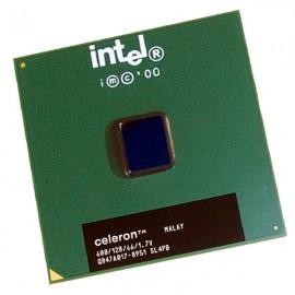Processeur CPU Intel Celeron 600Mhz SL4PB Socket 370 FC-PGA Coppermine-128Ko