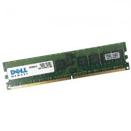 1Go RAM Serveur DELL Memory SNPD6599C/1G 240-Pin DDR2 PC2-3200R ECC 400Mhz CL3