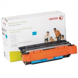 Cartouche Toner XEROX 106R02217 CE261A HP CP4025/CP4525 Color LaserJet CYAN NEUF
