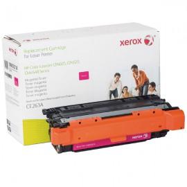 Cartouche Toner XEROX 106R02218 CE263A HP Color LaserJet CP4025/CP4525 MAGENTA