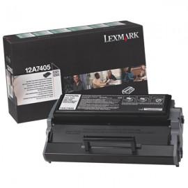 Cartouche Toner 12A7405 7379268 Laser Lexmark Imprimante E321/321N/323/323N NOIR