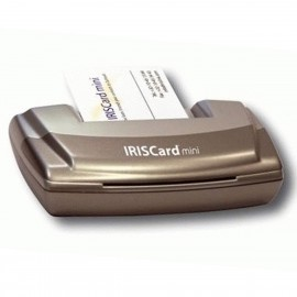 Lecteur Carte Scanner IRISCard mini UBCRIII HCRZZA8PAIN300 USB 2.0 A8 52x74mm